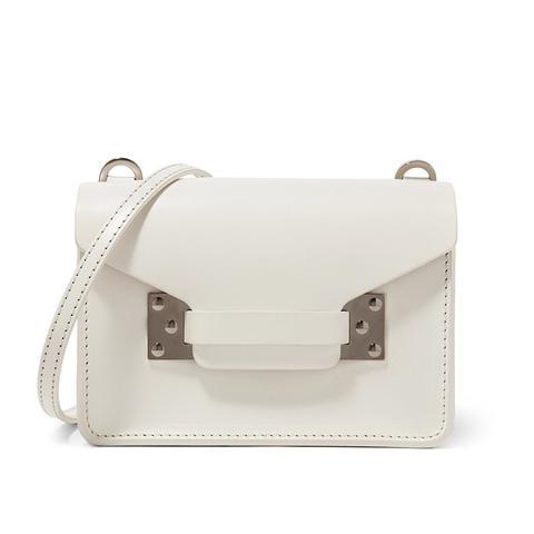 Milner Nano Leather Shoulder Bag