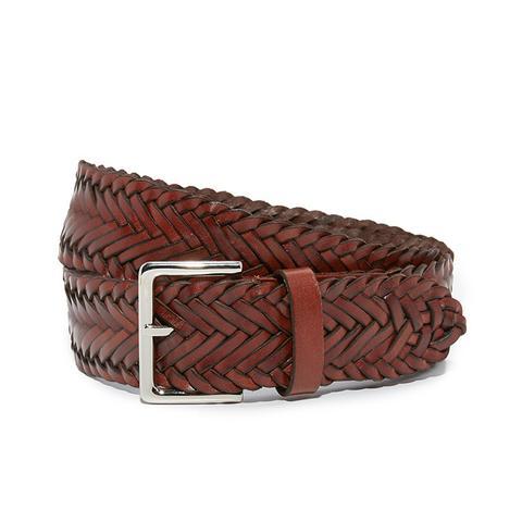 Braided Strap Belt