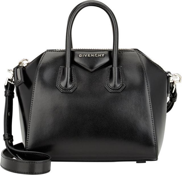 mini black satchel - Givenchy Antigona Mini-Duffel