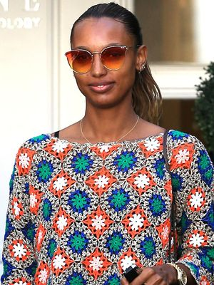 Jasmine Tookes Gets a Jump-Start on This Coachella-Ready Trend