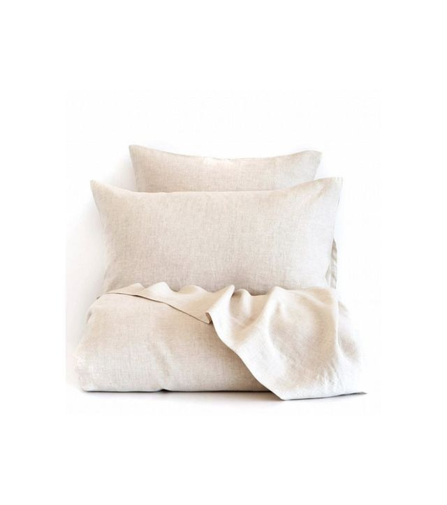 Zara Natural Linen Bedding