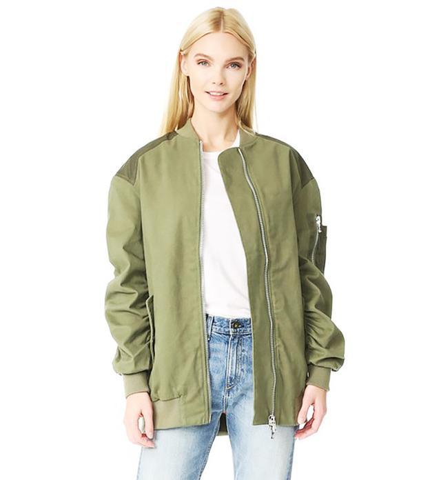 best bomber jacket—Won Hundred Dolly Bomber