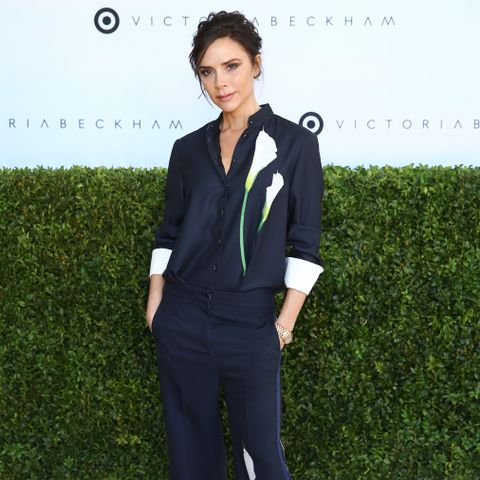 Victoria Beckham Threw a Garden Party, Had the Chicest Crowd