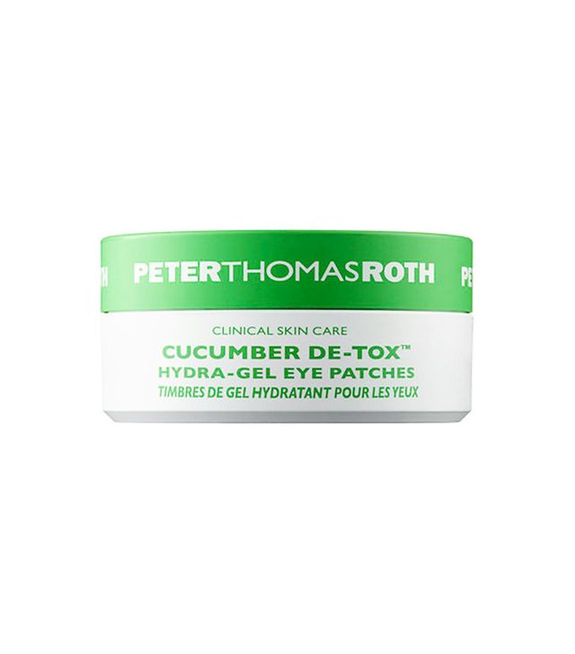 peter thomas rother cucumber hydra-gel patches - how to control allergies