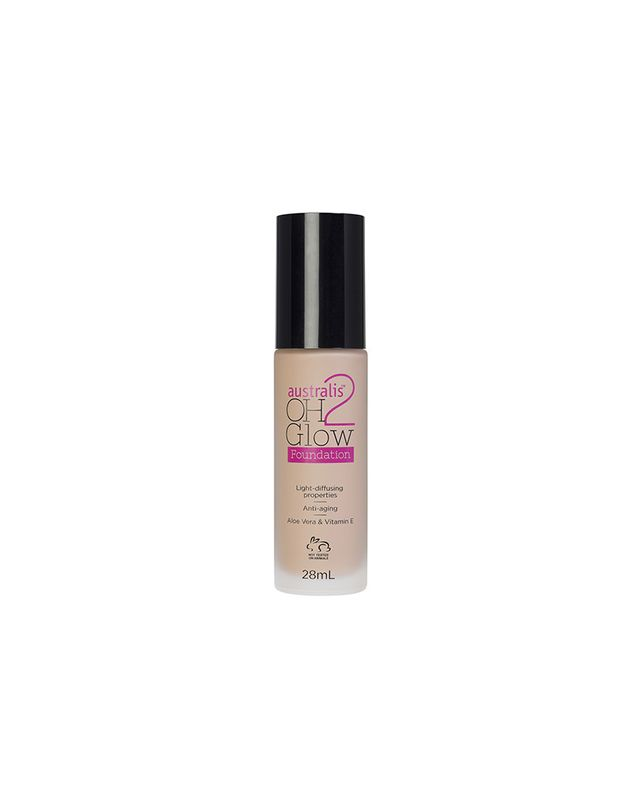 Australis Oh 2 Glow Foundation