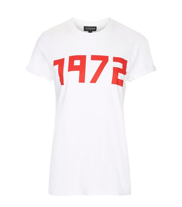 Topshop 1972 T-Shirt