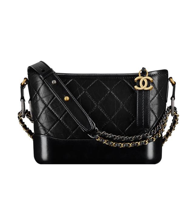 it bag - Chanel Gabrielle Small Hobo Bag black