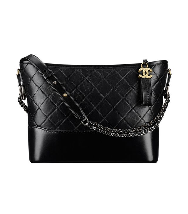 it bag - Chanel Gabrielle Hobo Bag black