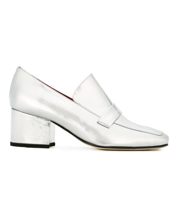 Best silver shoes: Dorateymur