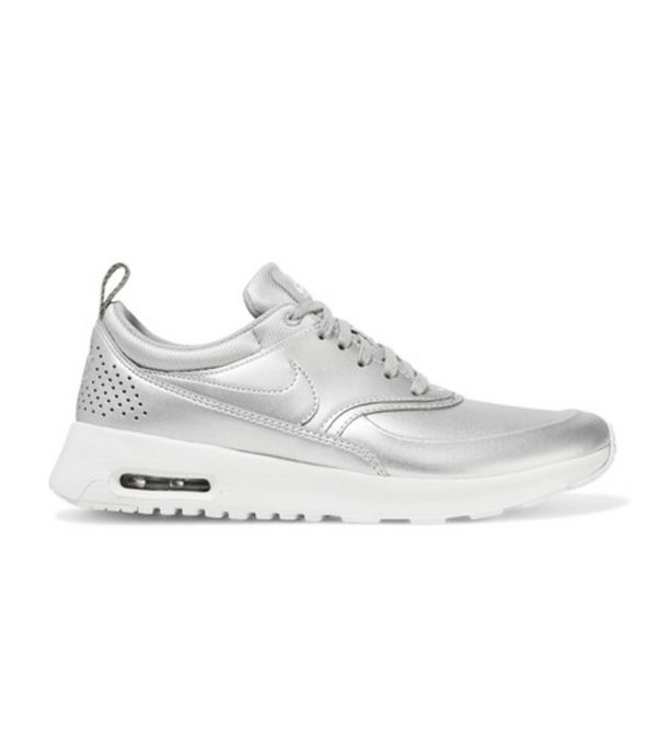 Best silver trainers: Nike Air Max Thea