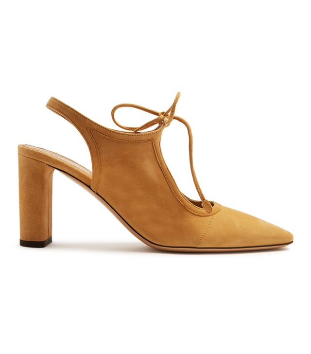 best slingbacks: The Row
