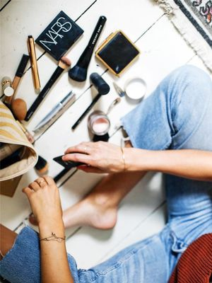 How to KonMari Your Makeup Bag: A Practical Guide