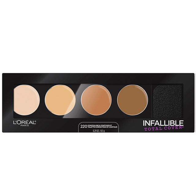 L'Oréal Infallible Total Cover Concealing & Contour Kit