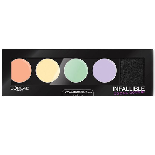 L'Oréal Infallible Total Cover Colour Correcting Kit