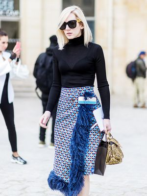 The Unexpected Street Style Trend That's Perfect for Spring
