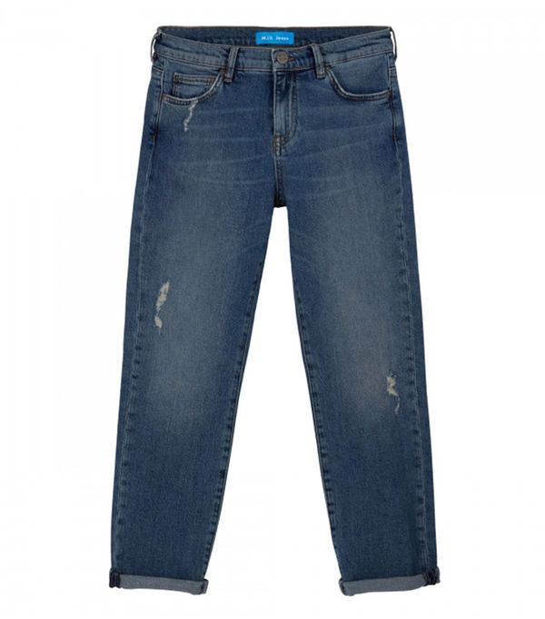 Power Dressing for Work: M.i.h Jeans Tomboy Jeans