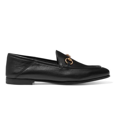 Horsebit-Detailed Loafers