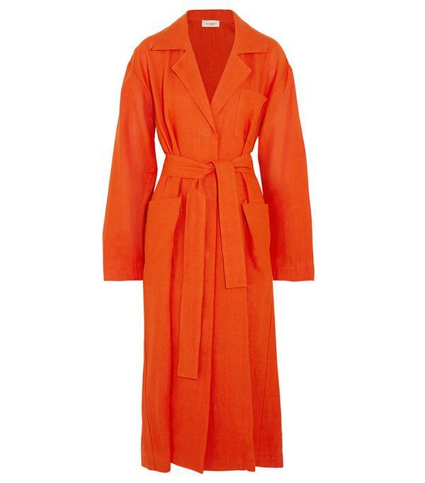 Power Dressing for Work: Isa Arfen Safari Coat