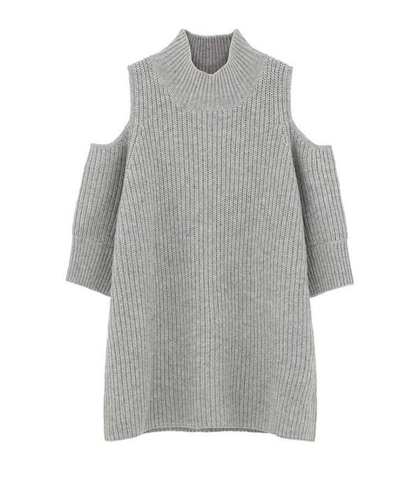Power Dressing for Work: Zoe Jordan Ash Gondola Knit