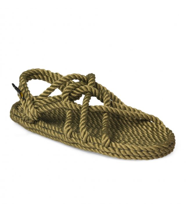 Sandal trends 2017: Rope sandals Nordmadic State of Mind