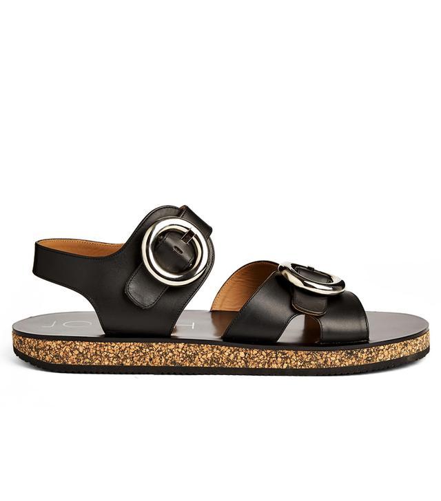 Sandal trends 2017: Chunky birkenstocks
