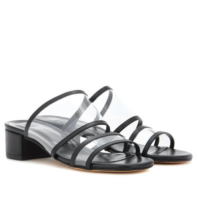 Sandal trends 2017: plastic sandals