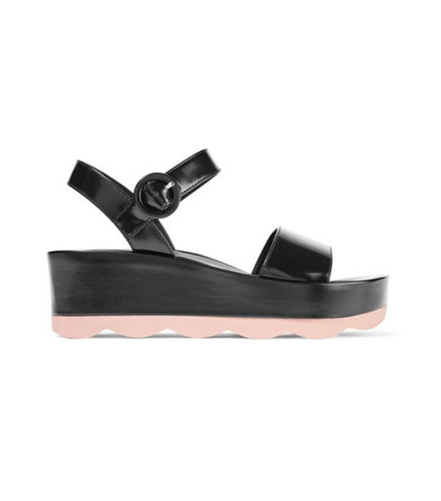 Sandal trends 2017: flatforms