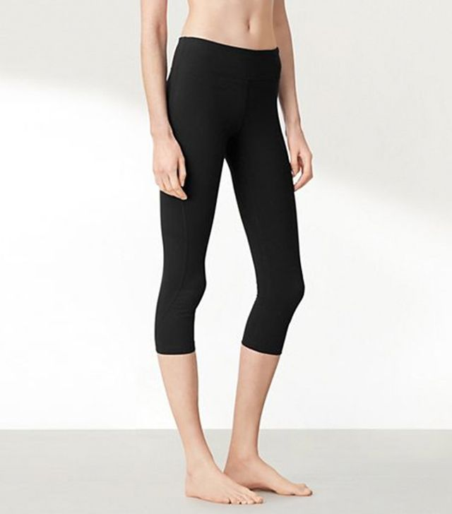 Tory Sport Essential Cropped Leggings