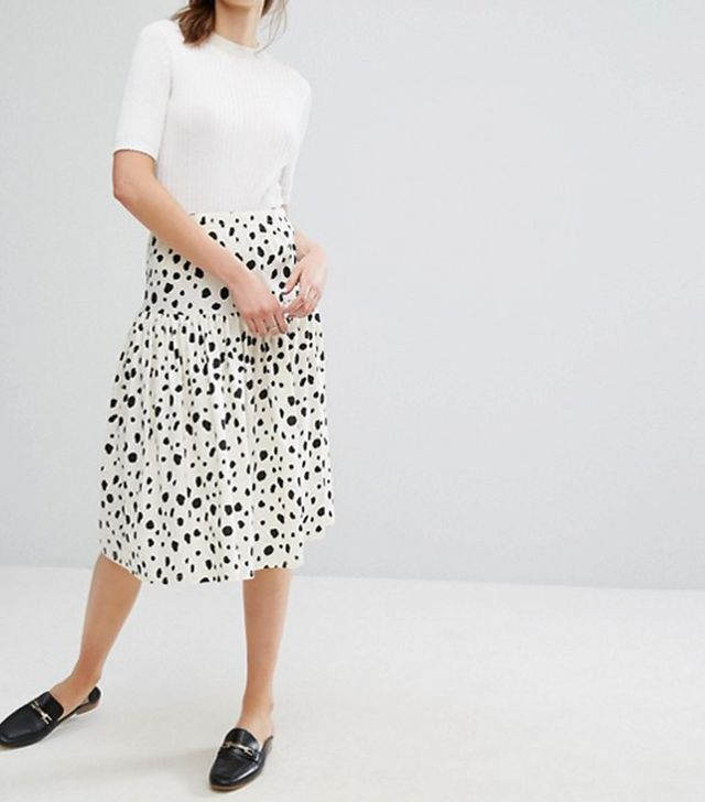 best dot skirt