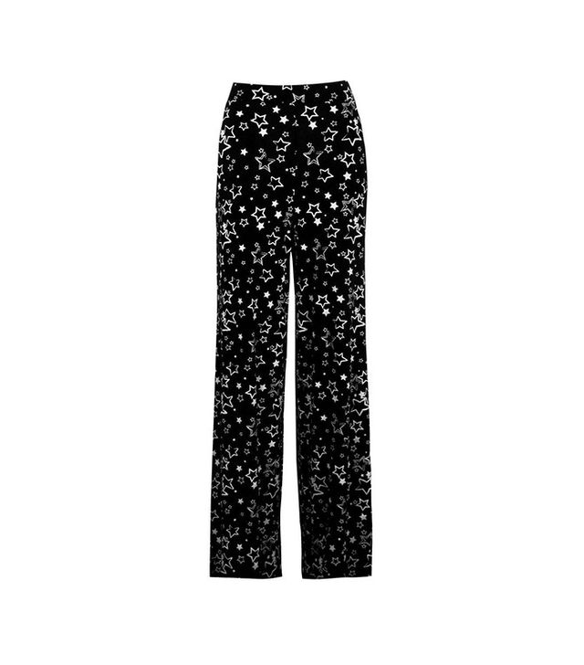 best star print pants