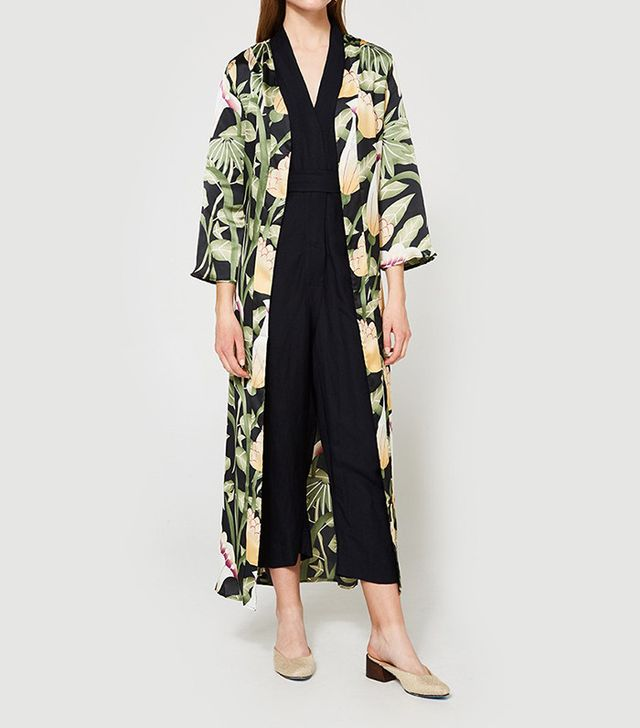 best floral kimono