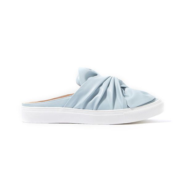 Topshop Twist Mule Trainers