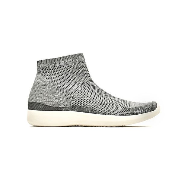 Zara Shiny Sock Sneakers