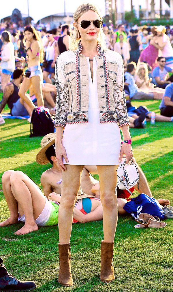 Kate Bosworth best coachella outfit