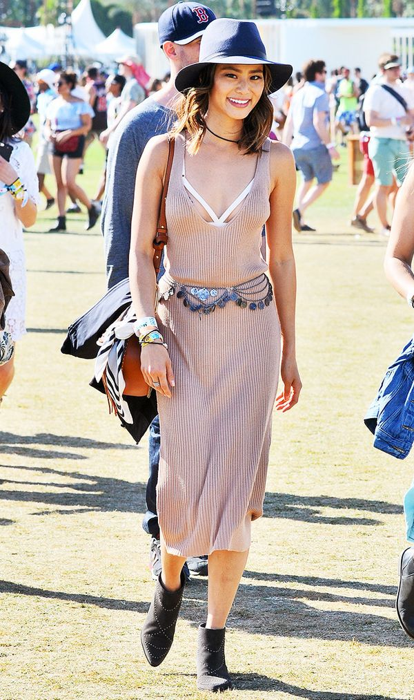 Jamie Chung best coachella outfit