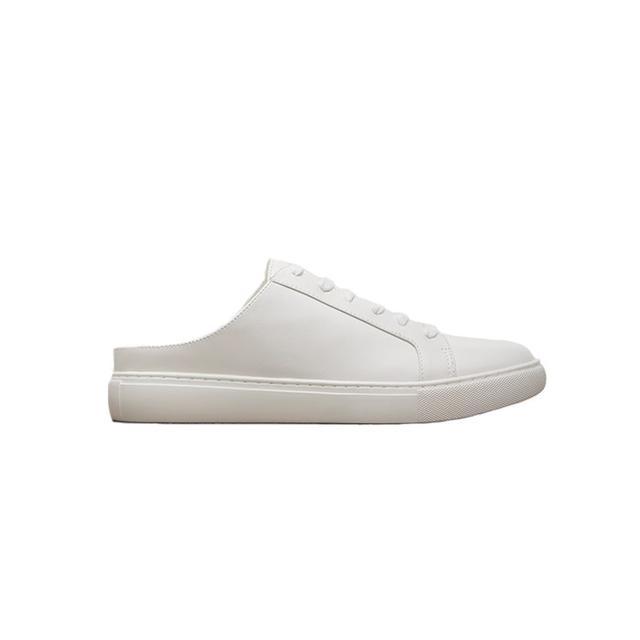 Kenneth Cole Kinsley Leather Slide Sneaker
