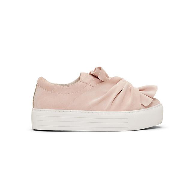 Kenneth Cole Aaron Suede Platform Sneakers