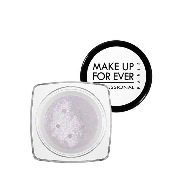 Make Up For Ever Diamond Powder in White Mauve 3