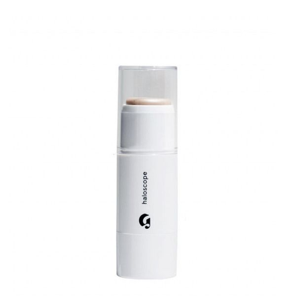 Glossier Haloscope Face Highlighter in Quartz