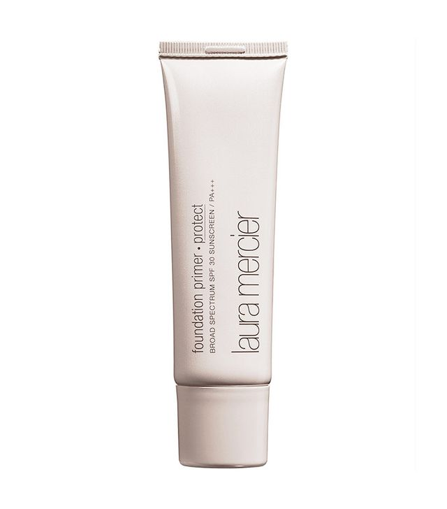 laura mercier foundation primer - makeup with spf