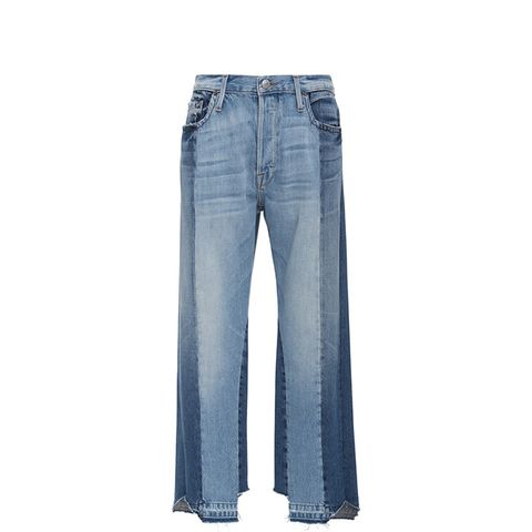 Nouveau High Rise Fit Le Mix Jeans