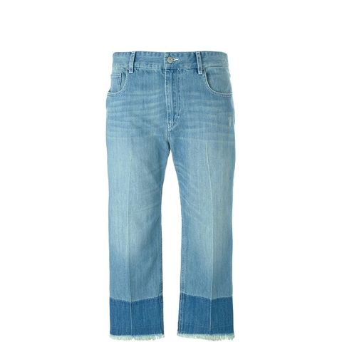 Pryam Two-Tone Jeans