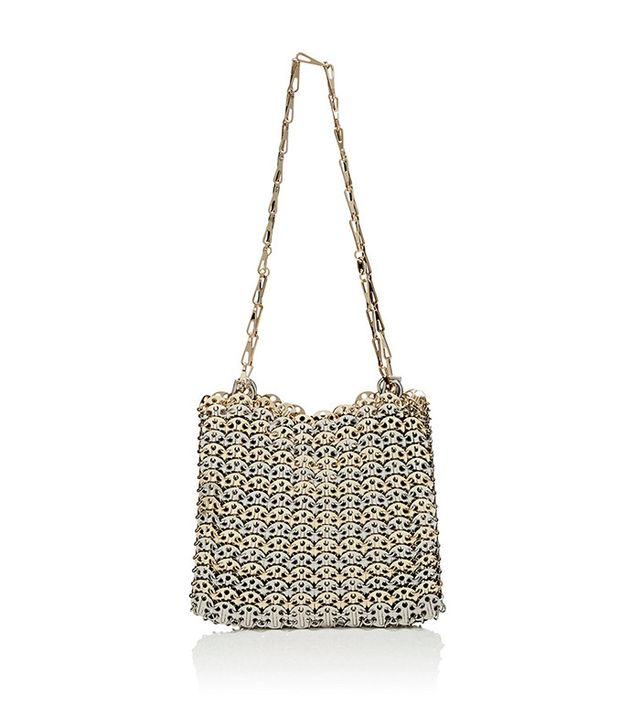 paco rabanne iconic shoulder bag