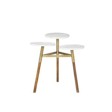 3-Tiered Accent Table