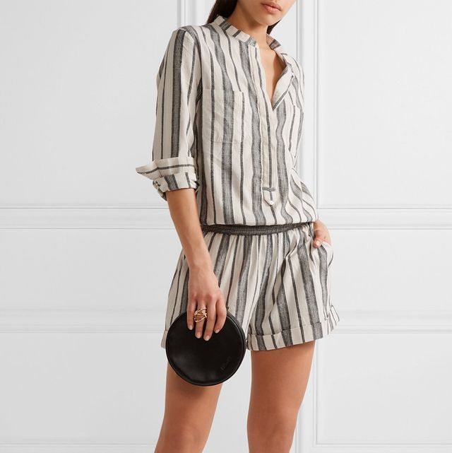 Vanessa Bruno Geza Playsuit