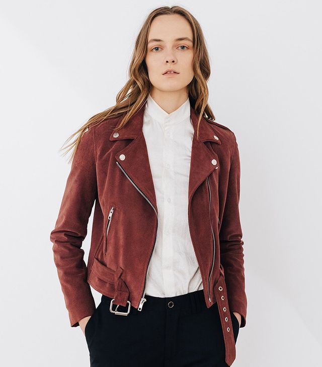 Laer Rose Shrunken Jacket