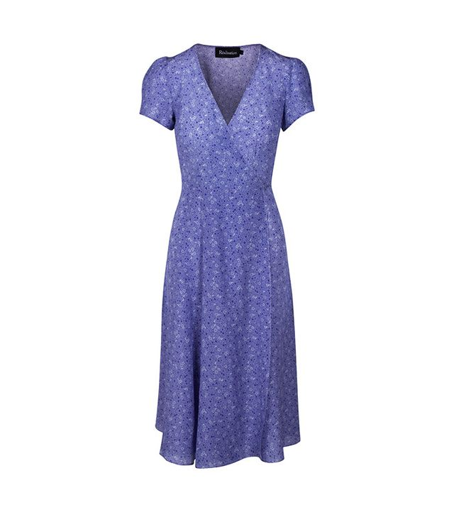 best summer dress- Realisation The Teale - Purple Haze