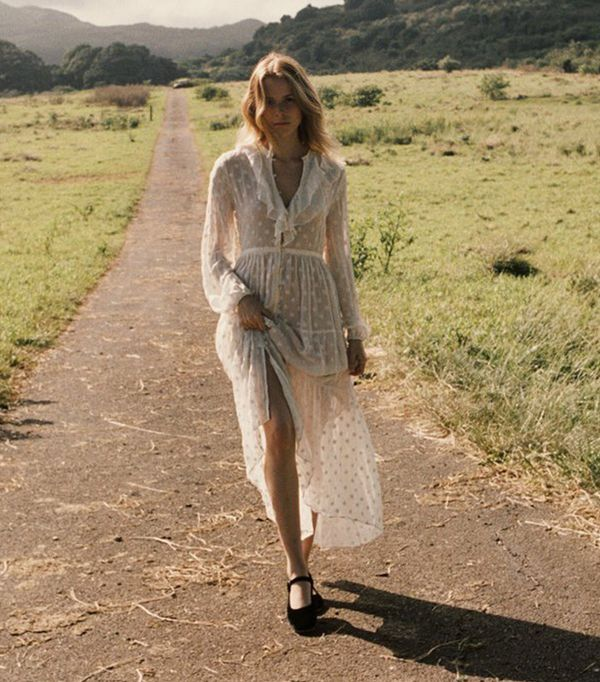 best white dress