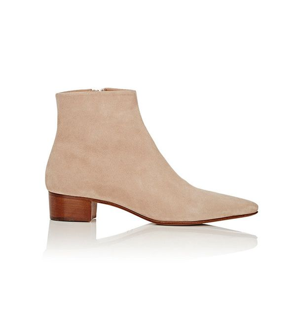 the row ambra ankle boots