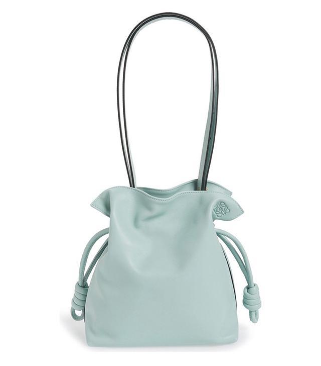 Loewe Small Flamenco Knot Nappa Leather Bag